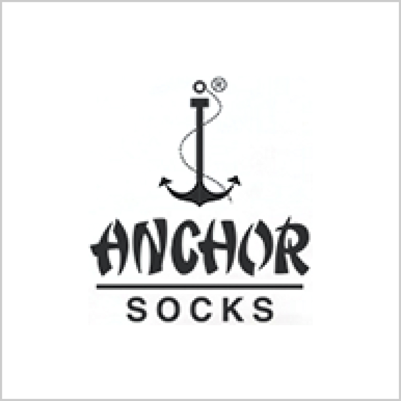 anchor socks logo