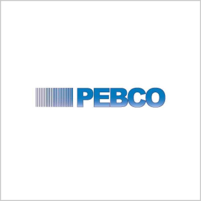pebco logo