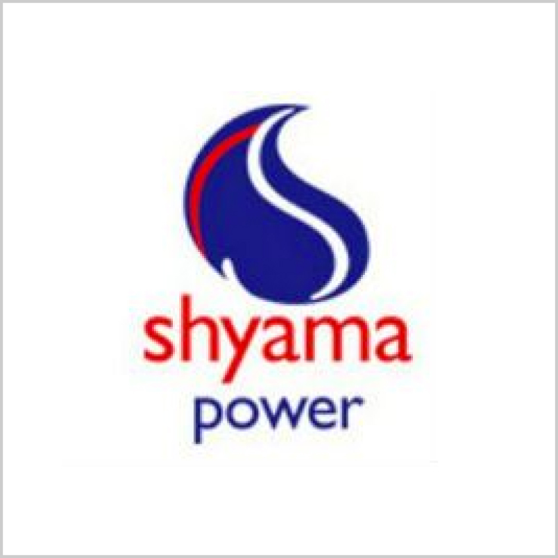 shyama power logo