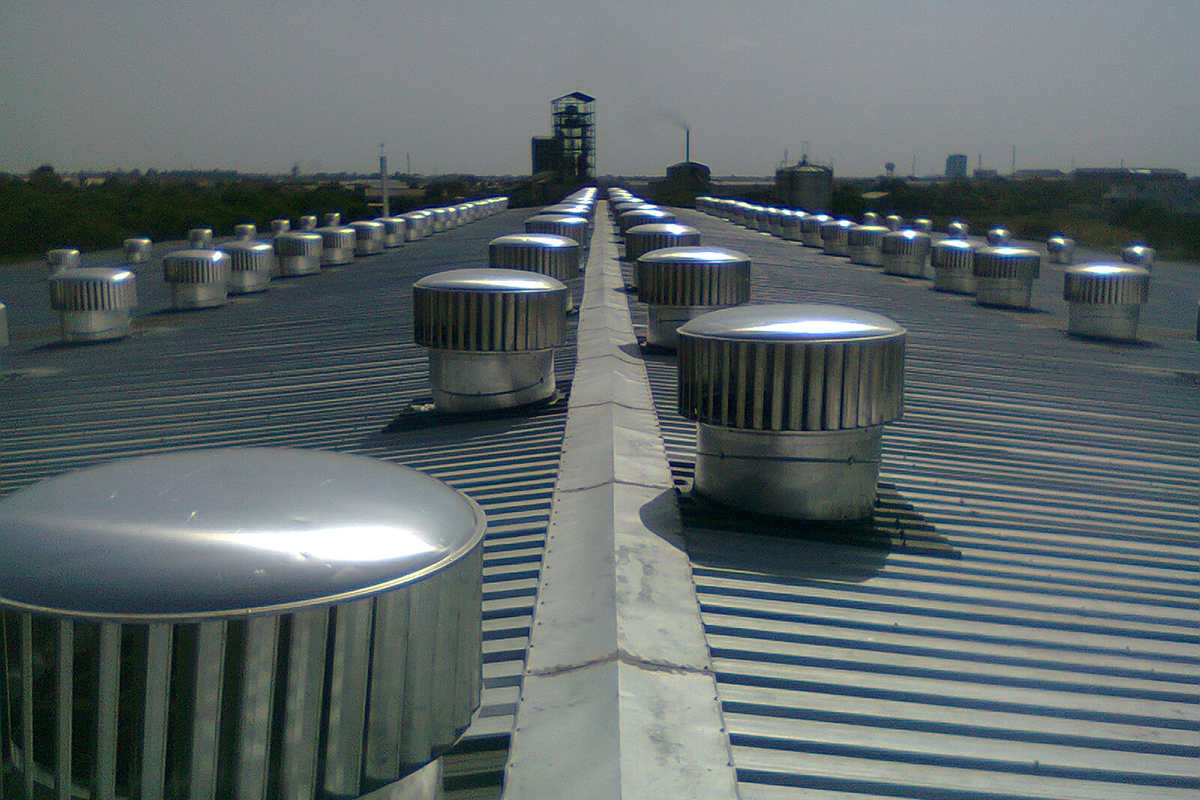 H900 on Glair Roof Sheet_Airen Metals_1