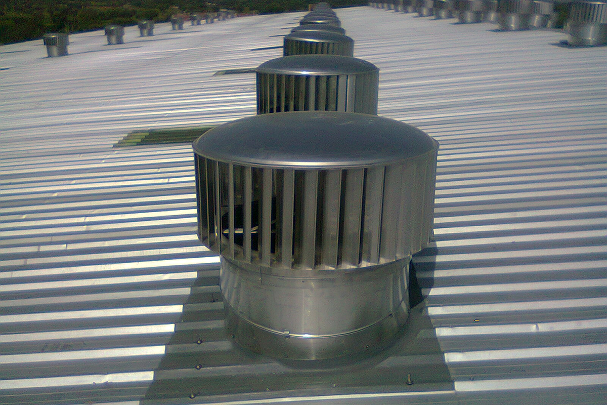 H900 on Glair Roof Sheet_Airen Metals_3