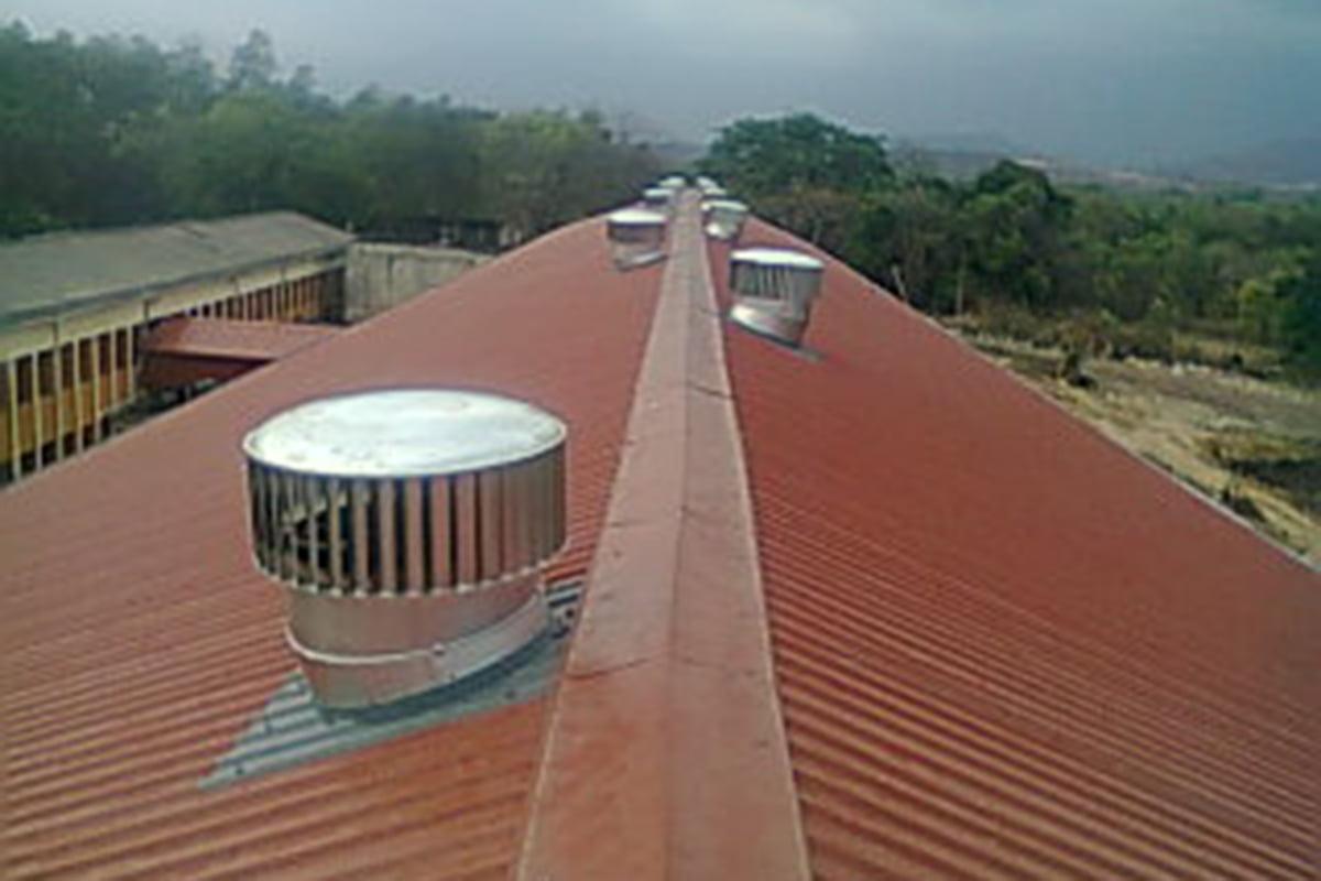 Hurricane 900 at Instrumentation India Ltd_Palakkad